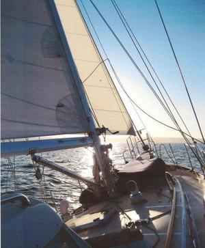 Used Seawing Atkins Design Cruiser Sailboat For Sale