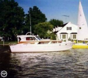 Used Inland Seas 36 Antique and Classic Boat For Sale