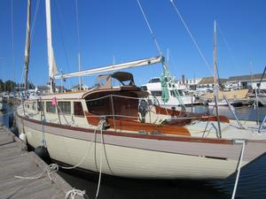 Used Kettenburg 50 Antique and Classic Boat For Sale
