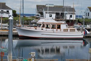 Used C & L Puget Trawler Boat For Sale