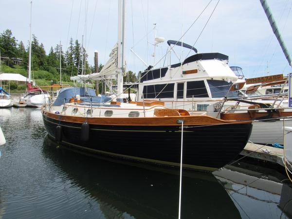 Used Ta Shing Baba 35 Sloop Sailboat For Sale