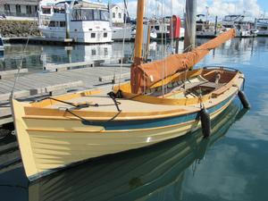 Used Buzzards Bay 19 Sloop Sailboat For Sale