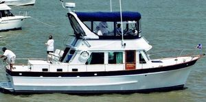Used Defever Downeast 40 Motor Yacht For Sale
