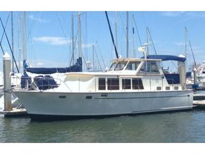 Used Roughwater Pilothouse 41 Pilothouse Boat For Sale