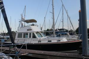 Used Grand Banks Eastbay 43 Trawler Boat For Sale