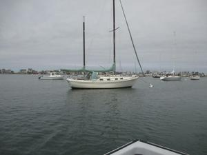 Used Allied Seawind Ketch Sailboat For Sale