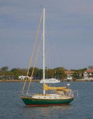 Used Mason 33 Cutter Sailboat For Sale