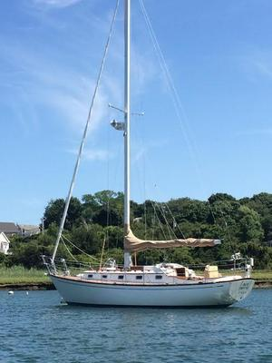Used Mason 33 Sloop Sailboat For Sale