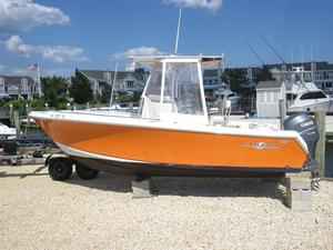 Used Sailfish Center Console 218 Center Console Fishing Boat For Sale