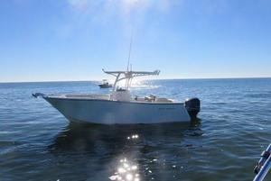 New Sea Born SX 239 Offshore Center Console Fishing Boat For Sale