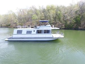 Used King's Craft 48 House Boat For Sale
