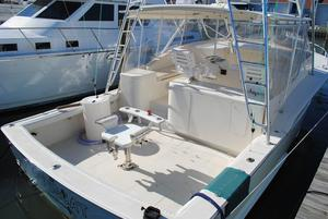 Used Jersey Cape 36 Sports Fishing Boat For Sale
