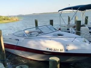 Used Four Winns 245 Sundowner Cruiser Boat For Sale