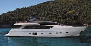 New Sanlorenzo SL86 Motor Yacht For Sale
