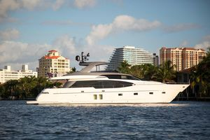 New Sanlorenzo SL78 Motor Yacht For Sale