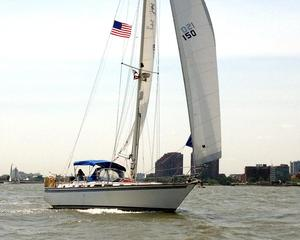 Used Endeavour 42 Cruiser Sailboat For Sale