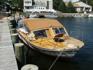 Used Lyman Open Cuddy 24 Cuddy Cabin Boat For Sale