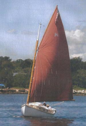 Used Menger 23 Catboat Other Sailboat For Sale