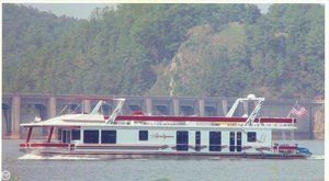 Used Sumerset 90 House Boat For Sale