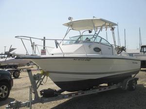 Used Fish Hawk 233 WA Cuddy Cabin Boat For Sale