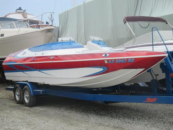 Used Cougar Mtr27 High Performance Boat For Sale