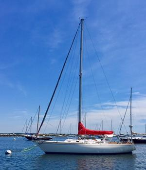 Used Carter 39 Offshore - 2002 Diesel Racer and Cruiser Sailboat For Sale