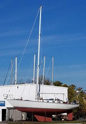 Used Lyman-Morse 46 Cruiser Sailboat For Sale