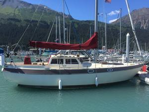 Used Gulf 32 Pilothouse Sailboat For Sale