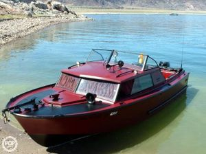 Used Glasspar Seafair Sedan Antique and Classic Boat For Sale
