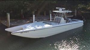 Used Jaguar J37 Center Console Fishing Boat For Sale