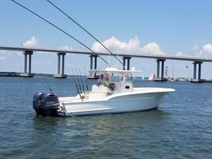 Used Buddy Davis 34 Center Console Fishing Boat For Sale