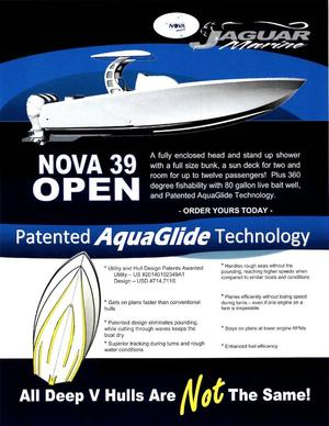 New Nova 39CC Center Console Fishing Boat For Sale
