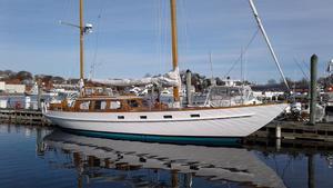 Used Alden 47 Ketch Sailboat For Sale