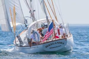 Used Allied Seabreeze 35 Yawl Cruiser Sailboat For Sale