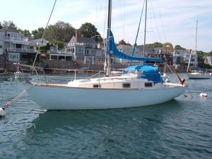 Used Contessa 26 Cruiser Sailboat For Sale