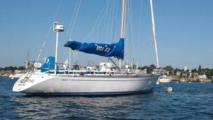 Used Nautor Swan 46 CB / 032 Racer and Cruiser Sailboat For Sale