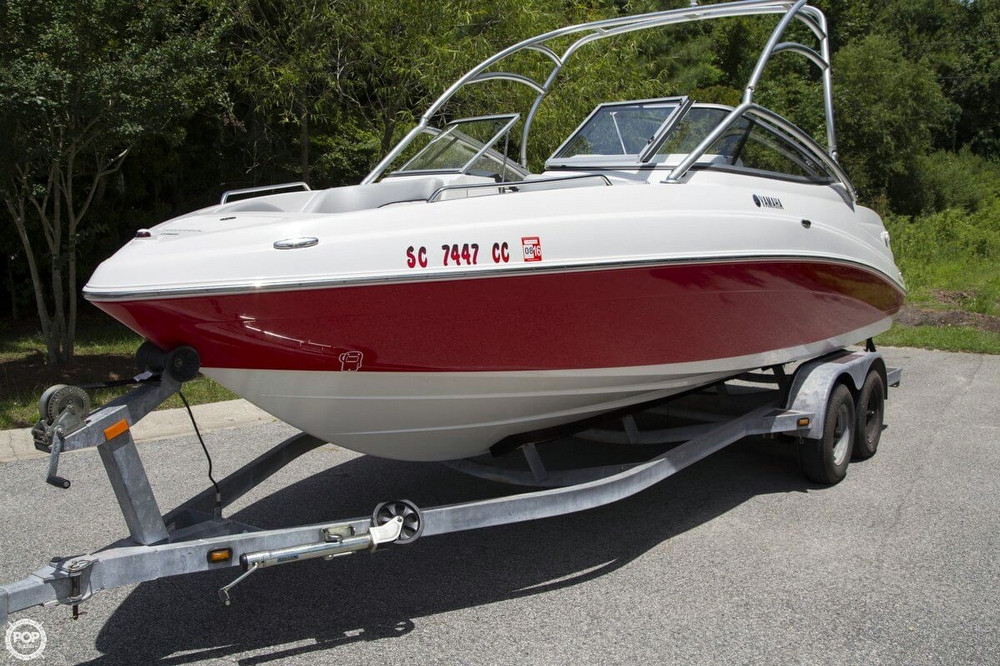 2009 used yamaha ar 230 jet boat for sale 26 300 for Used boat motors for sale in sc