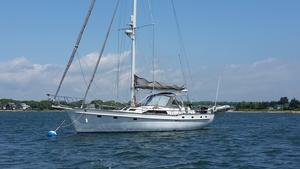 Used Irwin 52 Center Cockpit Sailboat For Sale