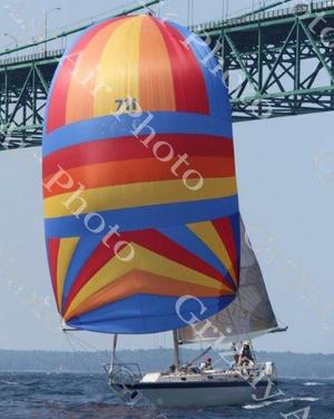 Used Irwin Competition 37 Cruiser Sailboat For Sale