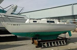 Used Irwin 23 Cruiser Sailboat For Sale