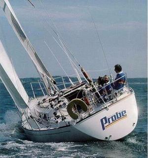 Used Sabre 36 Custom Cruiser Sailboat For Sale