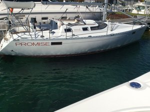 Used Beneteau Oceanis 350 Cruiser Sailboat For Sale