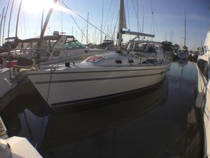 Used Catalina 375 Cruiser Sailboat For Sale