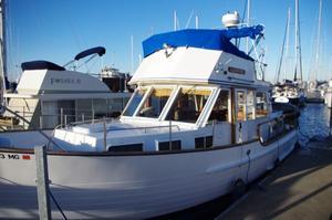 Used Island Gypsy Quad Cabin Trawler Boat For Sale