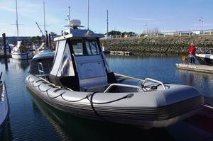 Used Safe Boats Center Console Fishing Boat For Sale