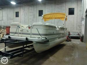 Used Bennington Sedona L21 Sport Pontoon Boat For Sale