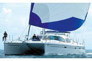 Used Privilege 445 Catamaran Sailboat For Sale