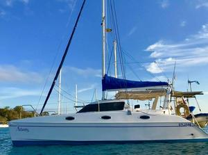 Used Coplan Boats Ocean Spirit 34S All Offers Catamaran Sailboat For Sale
