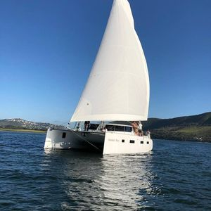 New Vision 444 Catamaran Sailboat For Sale