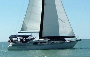 Used Catalina Morgan 440 DS Deck Saloon Sailboat For Sale